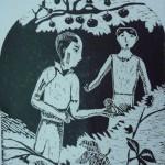 Желтова Маргарита 12 лет В саду