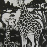 Козлова Анастасия 14 лет Жирафы