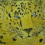 Коровин Владислав 11 лет Леопард