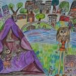 Кобзарь Полина, 9 лет