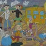 Терентьева Ксения, 6 лет