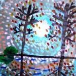 ИЗВЕКОВА Виктория, 7 лет Осень