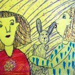 ЛУНЁВА Анастасия, 7 лет Подарок