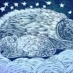 МЕЛИХОВА Дарья, 12 лет Сон белых медведей