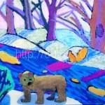 МУЗЫЧЕНКО Инна, 11 лет Волшебный и весенний лес