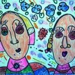 НАЗАРЕНКО Мария, 7 лет Подруги
