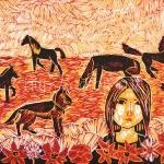 Васильчева Виктория, 11 лет Я люблю лошадей