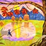 Ефимкина Елена, 13 лет Осень