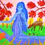 Муратова Арина, 9 лет Образ воды